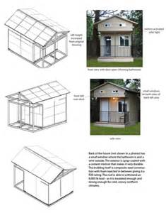 Hummingbird House Plans by 100 Sq Ft Hummingbird Tiny House With Loft