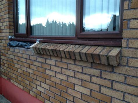 Masonry Window Sill Brick Window Sill Repair Bricklaying In Bodmin