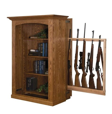 bookcase with storage cabinet best 25 gun cabinets ideas on