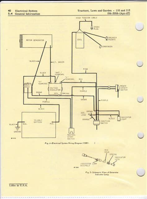 deere 3020 wiring schematic deere 4440 wiring