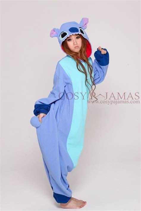 stitches pijama disney stitch onesie kigurumi pajamas cool stuff