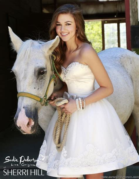 sadie robinson i know she 17 best images about sadie robertson live original by