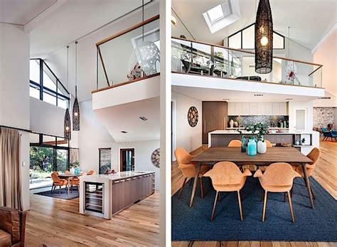 design void rumah design interior rumah homey rustic modern desain
