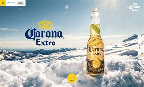 Corona Extra designed by SHIFTBRAIN Inc.