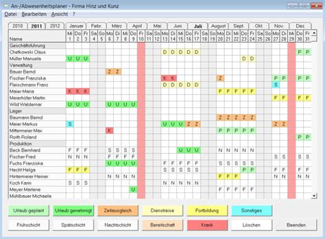 printable staff holiday planner 2016 2016 annual leave planner in excel calendar template 2016