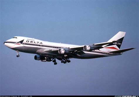 boeing 747 132 delta air lines aviation photo 1114247 airliners net