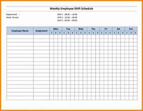 Monthly Employee Schedule Template by Employee Monthly Calendar Template Calendar Template 2016