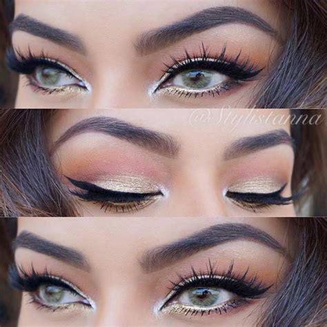 Eye Shadow Dan Blush On Sariayu 31 pretty eye makeup looks for green stayglam