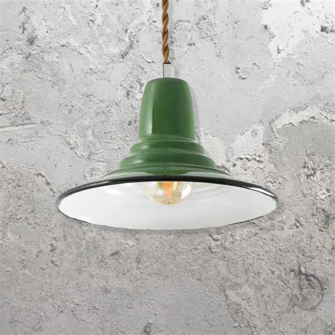 green pendant lighting green industrial pendant light cl 32676 e2 contract