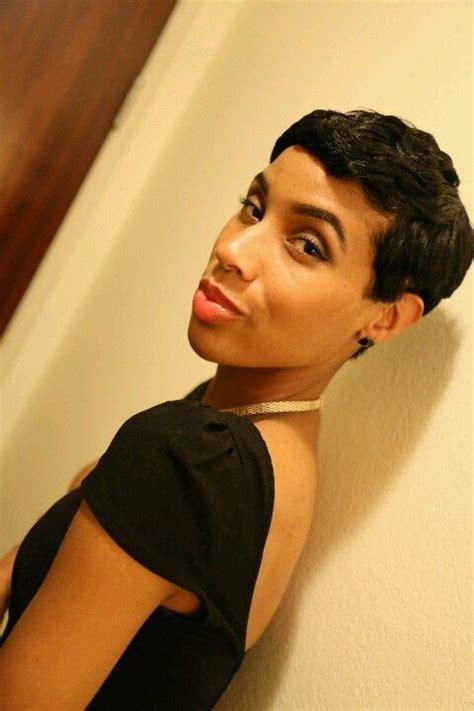 short cut for black americann pixie cut african american hairstyles haircut shortcut