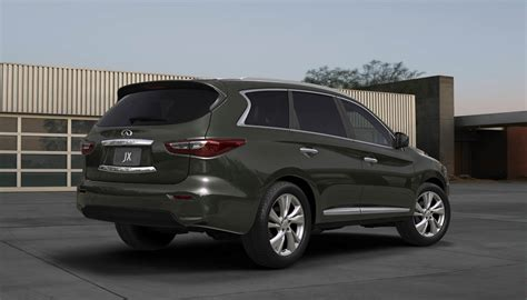 where do infiniti carse from infiniti oficializa crossover jx all the cars