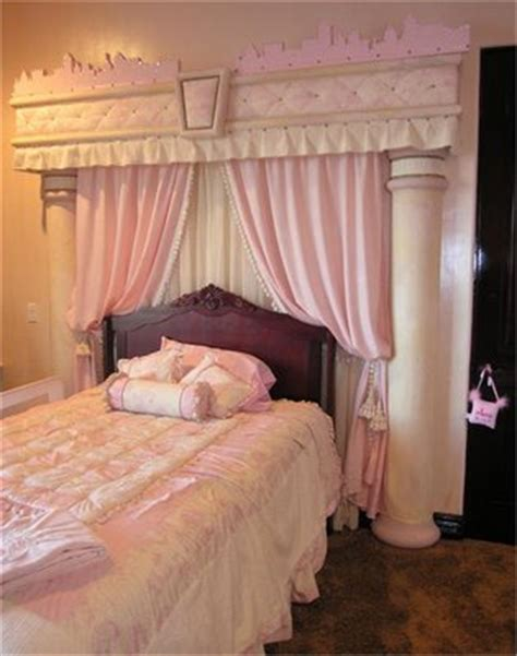 princess bed headboard design dazzle