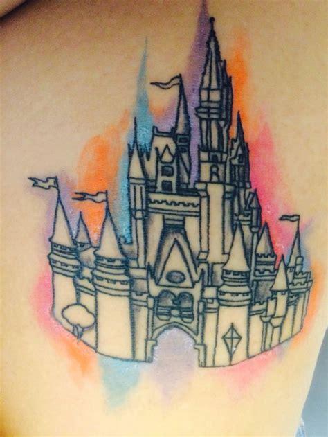 castle tattoo disney castle castle and disney castles on