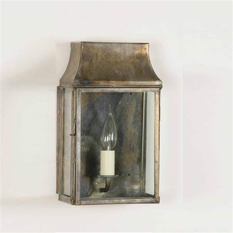 Wall Lantern Indoor The Limehouse L Company Strathmore 462 Solid Brass Wall