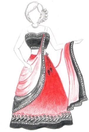 fashion illustration in delhi nata b f a coaching in delhi b arch coaching archo classes