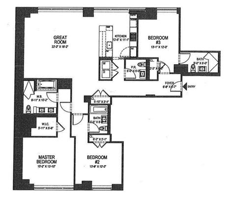 10 madison square west floor plans 10 madison square west flatiron nomad manhattan scout