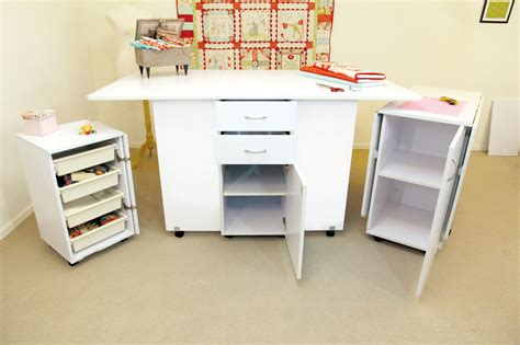 sewing table with storage sewing cabinets tables elna