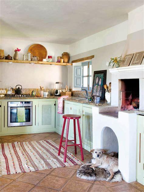 cocinas hechas de obra claves para decorar casas de co mi casa