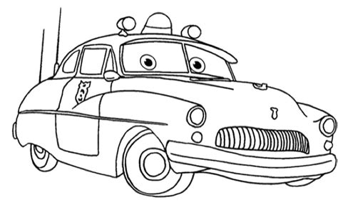 Disney Pixar Cars Coloring Pages Coloring Home Disney Cars Coloring Page