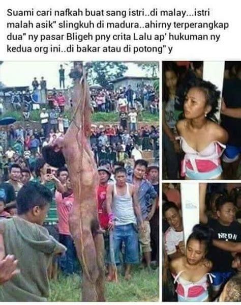 suami mencari nafkah  malaysia istri malah kepergok selingkuh  pria lain  langsung