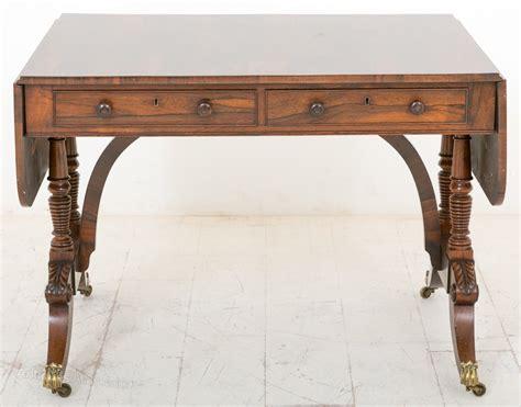 rosewood sofa table regency rosewood sofa table antiques atlas