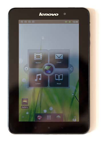Tablet Lenovo Ideapad A1 lenovo ideapad a1 tablet review android tablet reviews by mobiletechreview