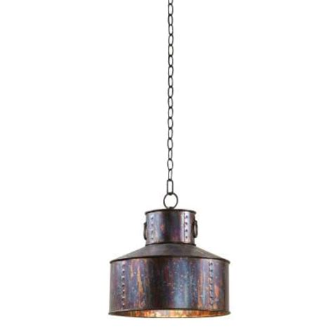 home decorators collection pendant lights home decorators collection 1 light oxidized bronze pendant