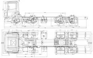 car blueprints scania db 8x2 s6 blueprints vector