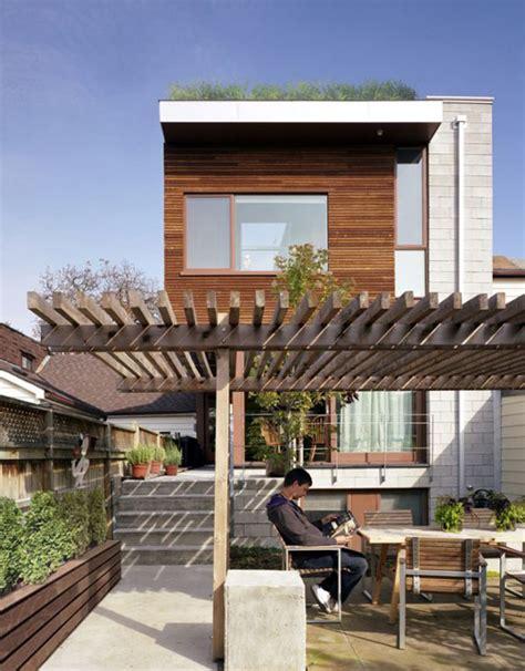 rooftop garden home design  toronto canada