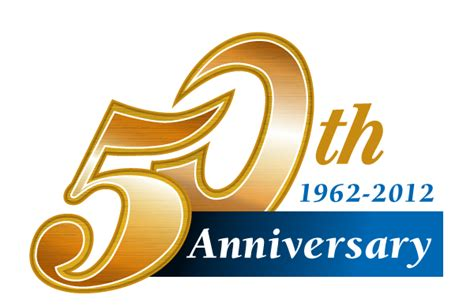 50th Wedding Anniversary Logo Ideas by 50th Anniversary Corporate Logo Engineering 50th Free