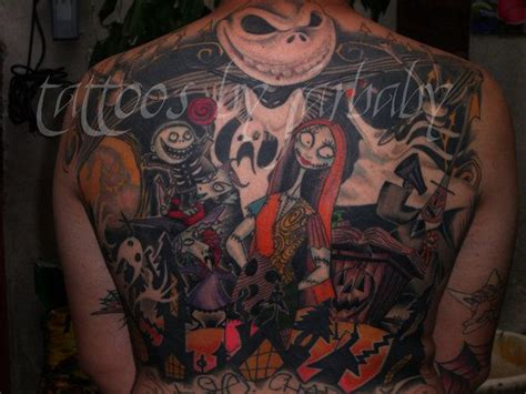 tattoo nightmares healed 17 best images about nightmare before christmas tattoos on