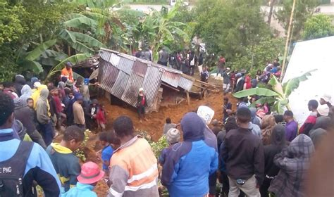 Papua New Guinea Fastis 2018 Are Slowly Dying State Of Emergency Declared By