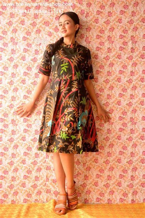 Dress Batik Meliwis 3 pin by pattiasina on batk ikat