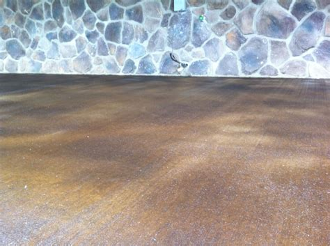 DIY Stained Concrete Ideas, Stained Concrete Porch Ideas