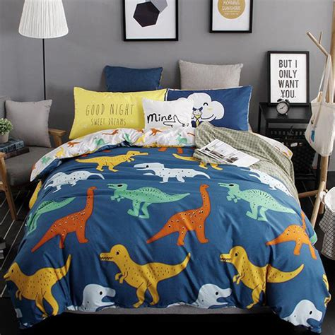 dinosaur bedding queen online get cheap dinosaur twin bedding aliexpress com