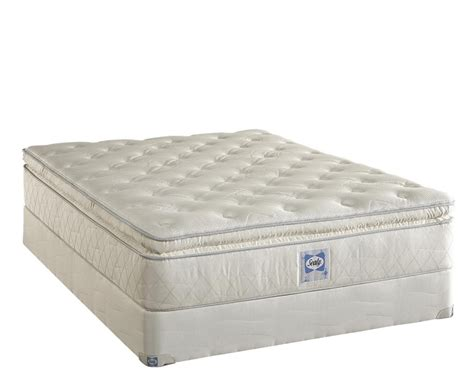Which Brand Of Mattress Is Best by Sealy Brand 2010 Level M Plush Pillow Top Cal King Plush Mattresses Whit Ash