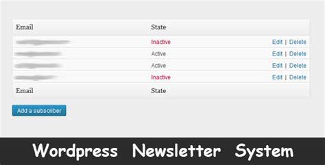 tutorial wordpress newsletter 45 best wordpress newsletter plugins 2016 tutorial zone
