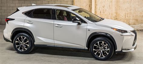 Lexus Nx 200t F Sport Cbu 2014 update1 2015 lexus nx300h and nx200t f sport revealed