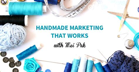 Handmade Marketing - handmade marketing that works ecourse