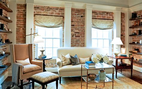 How To Decorate A Brick Wall Littlepieceofme How To Decorate A Brick Wall
