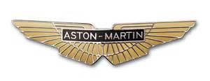 Aston Martin Badges Aston Martin History Wings Badge Evolution
