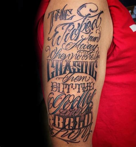 bible scripture tattoos for men 50 bible verse tattoos for scripture design ideas