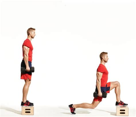 dumbbell bench lunges walking lunge the 15 best lunge variations the 15 best