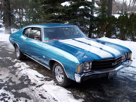 1972 chevrolet ss 1972 chevy chevelle ss