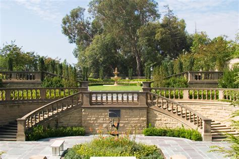 National Theatre Floor Plan by Greystone Mansion Hotel California Tours