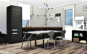 Danish Modern Dining Room Chairs mxims scandinavian dining room all by request s 248 ren