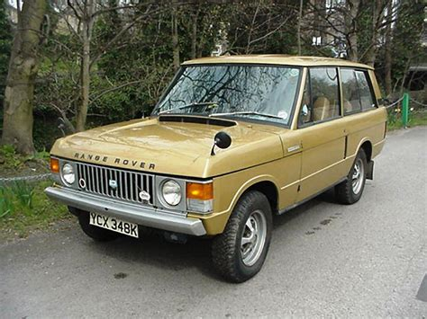 1975 land rover 1975 land rover range rover information and photos