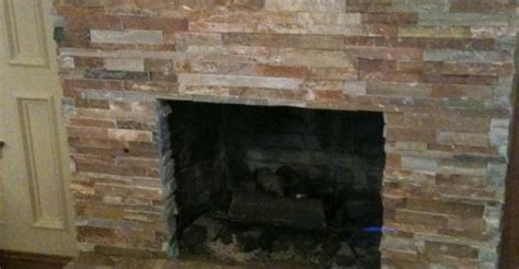 tile brick fireplace remodel vip services painting