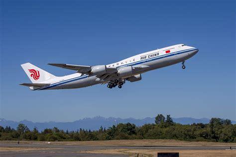 who flies 747 8 احدث طائرة b747 800 الخطوط الكورية flying way