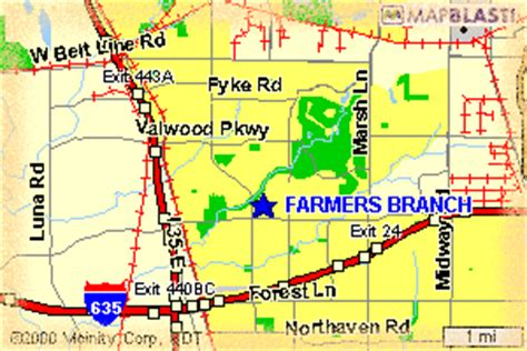 map of farmers branch texas farmers branch texas relocation resource a guide to